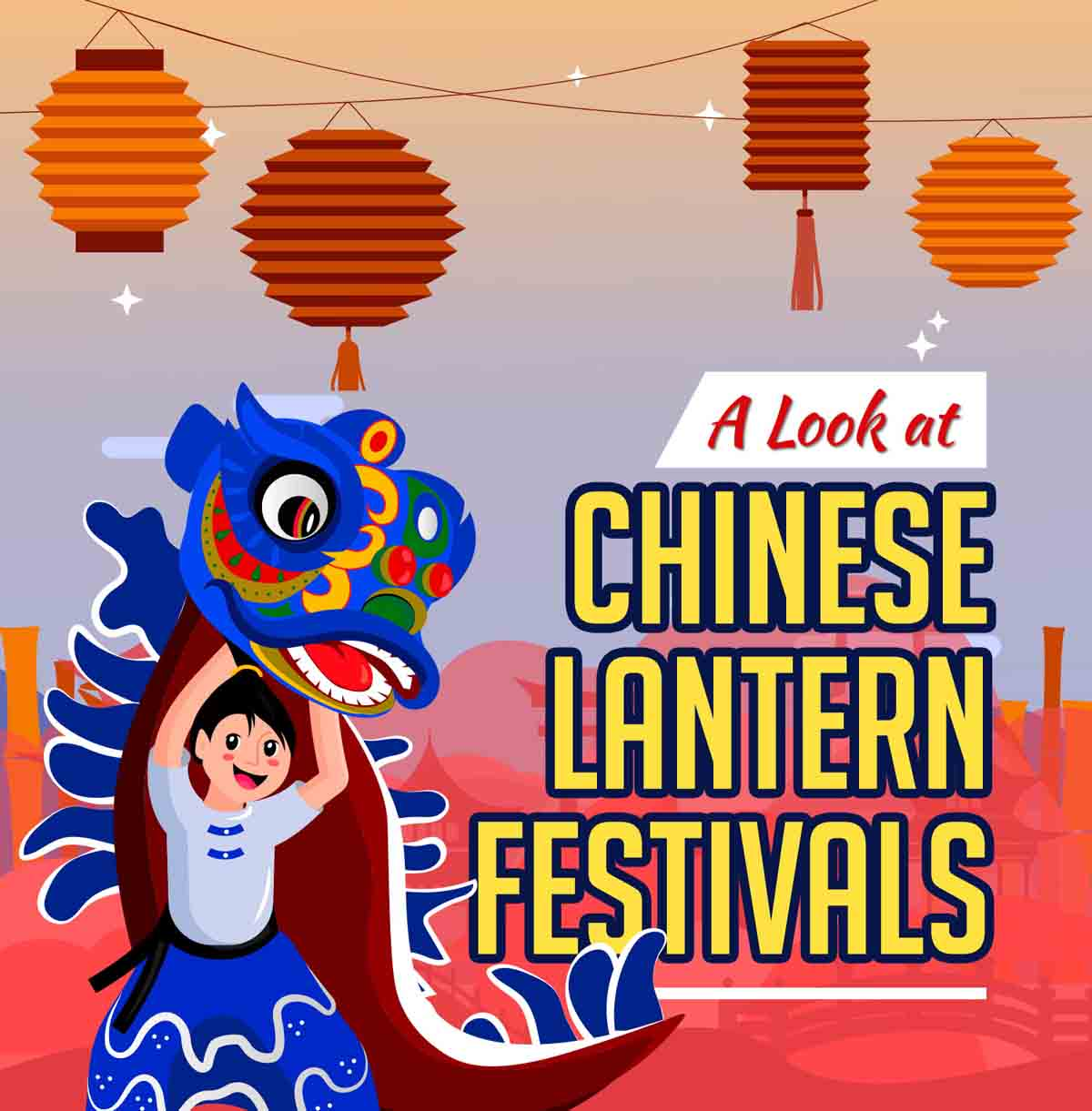 A Look at Chinese Lantern Festivals