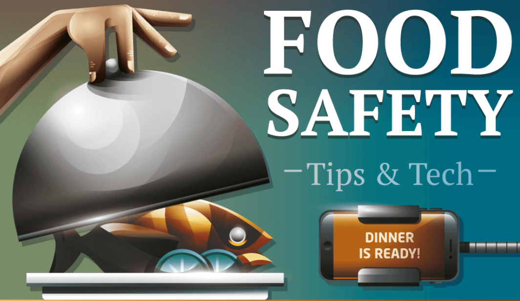 infographicjournal.com - Brian Wallace - Food Safety Tips & Tech [Infographic]
