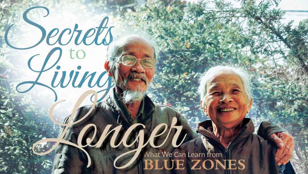 Secrets To Living Longer