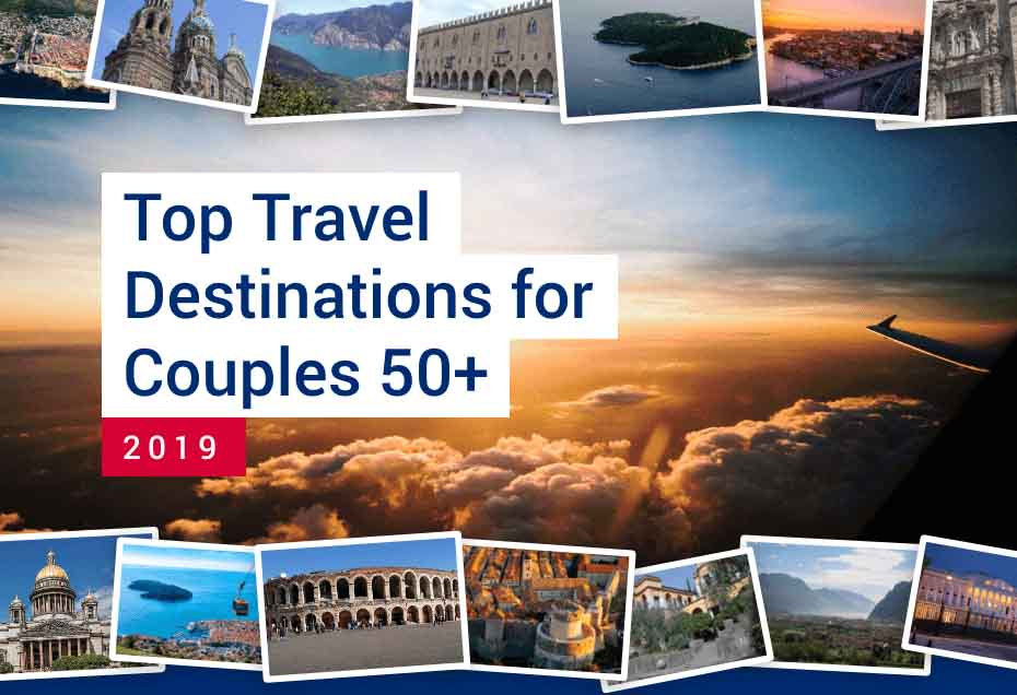 Top Travel Destinations for Couples 50+