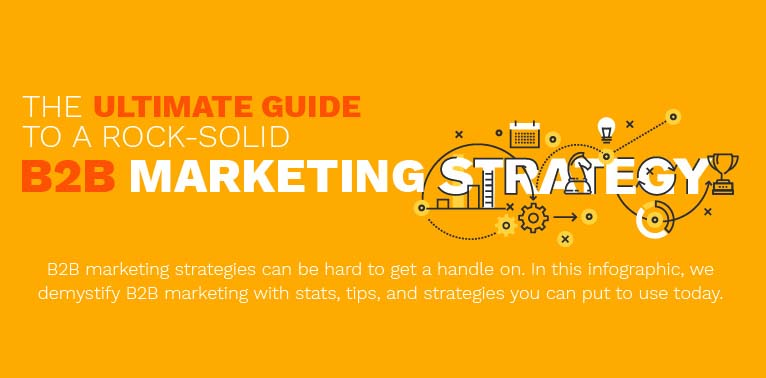 15 B2B Marketing Strategies You Won't Want to Ignore