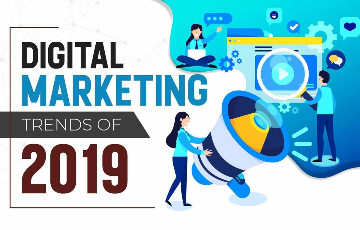 Digital Marketing Trends of 2019