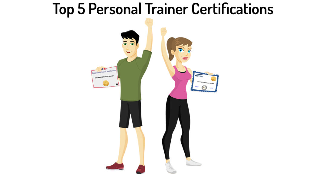 Top Personal Trainer Certifications