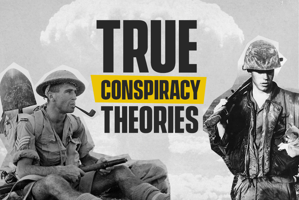10 Most Fascinating Conspiracy Theories That Turned Out to Be True
