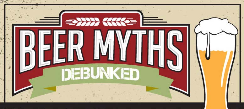 Beer Myths Debunked