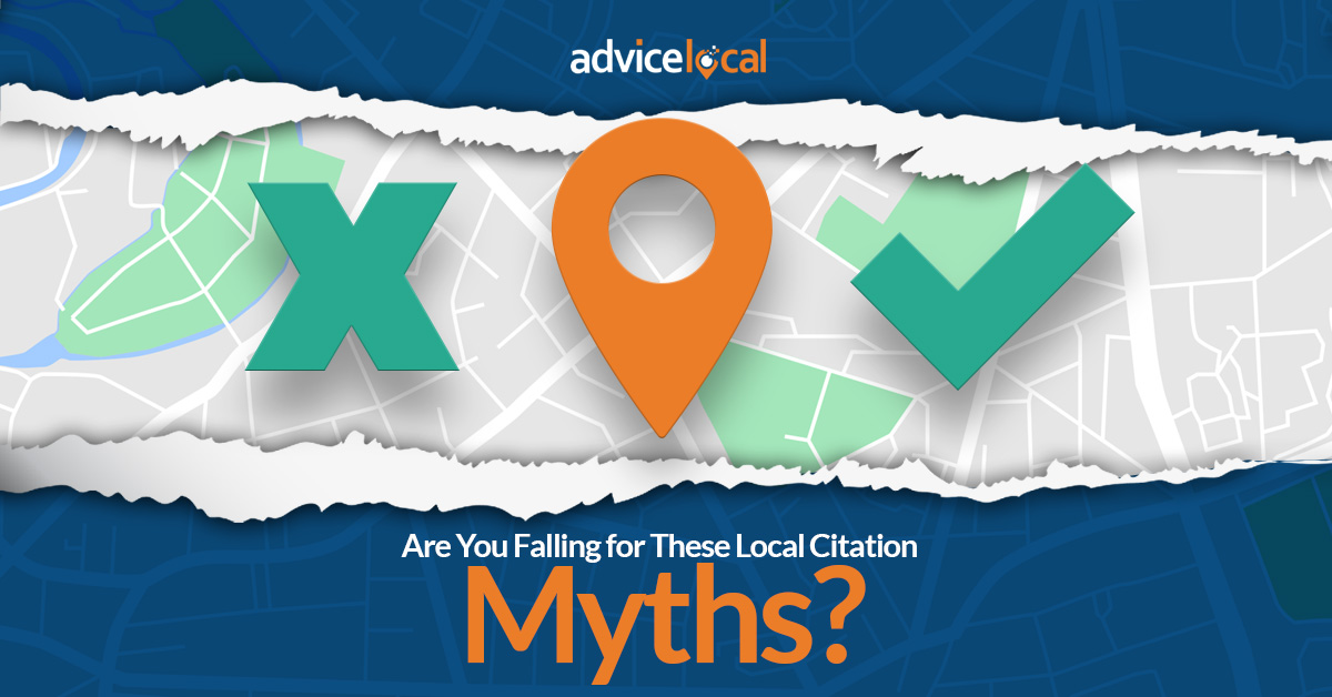 Are You Falling for These Local Citation Myths?