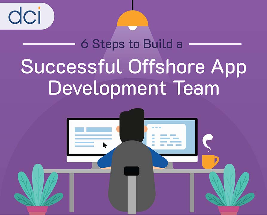 6 Steps to Build a Successful Offshore App Development Team