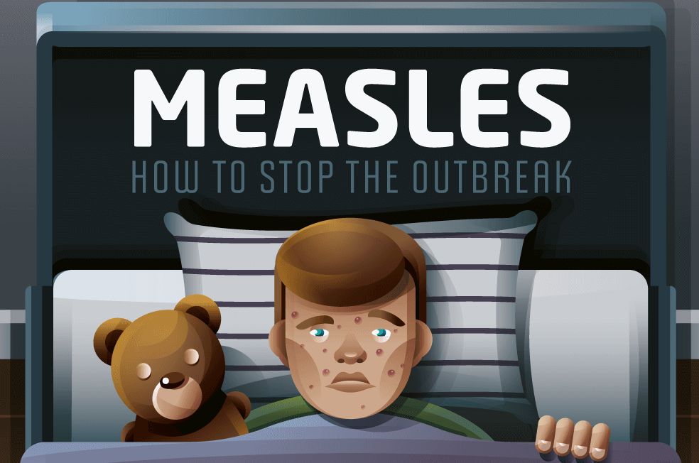 Measles: How To Stop The Outbreak