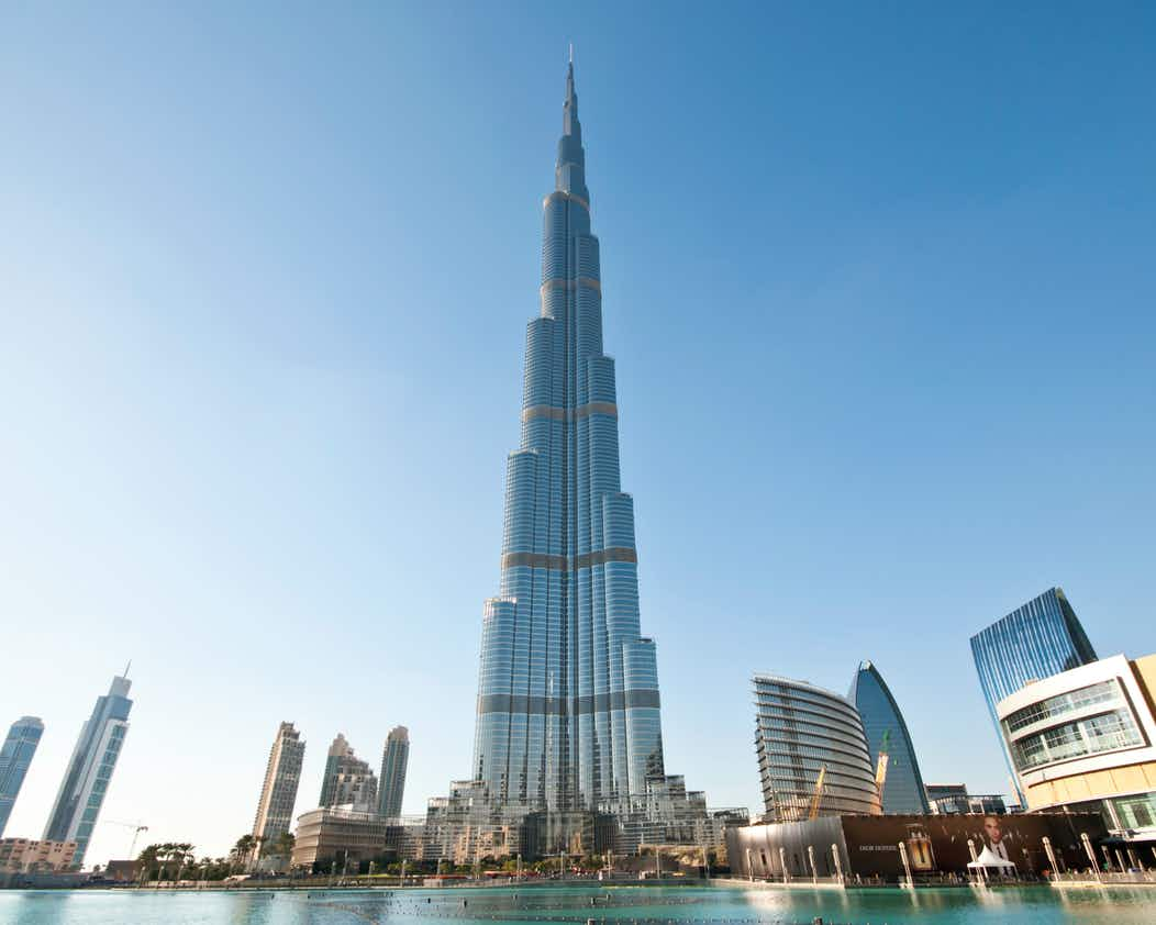 The Tallest Buildings and Structures in the World Throughout History