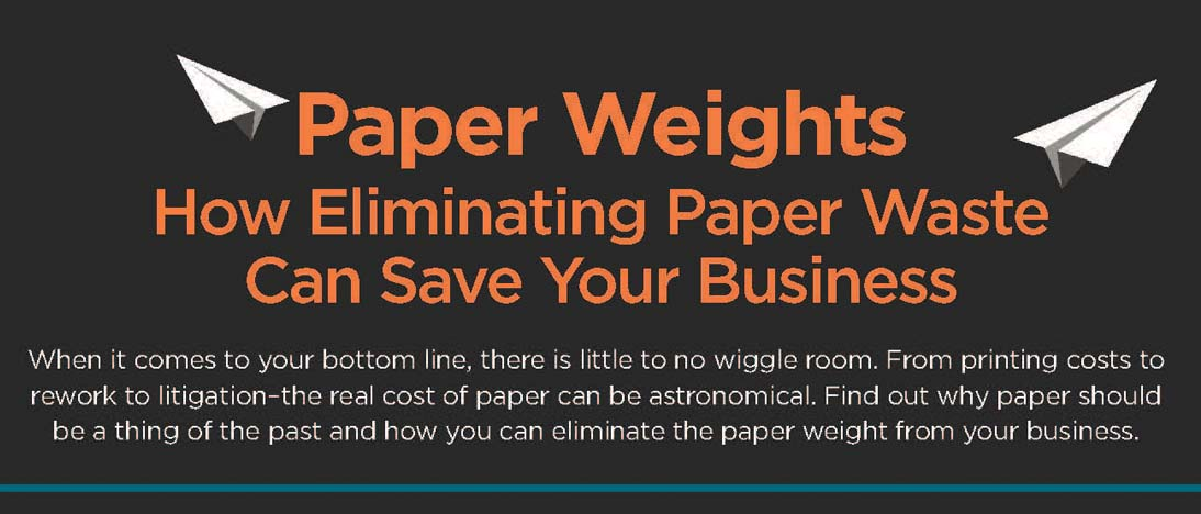 Eliminate Your Paper Waste