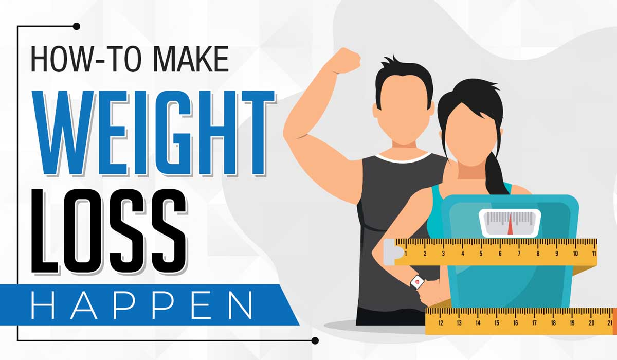 How To Make Weight Loss Happen