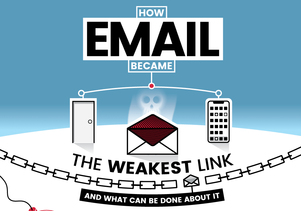 How Email Became The Weakest Link