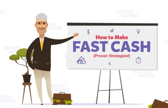 51 Ways to Make Fast Cash
