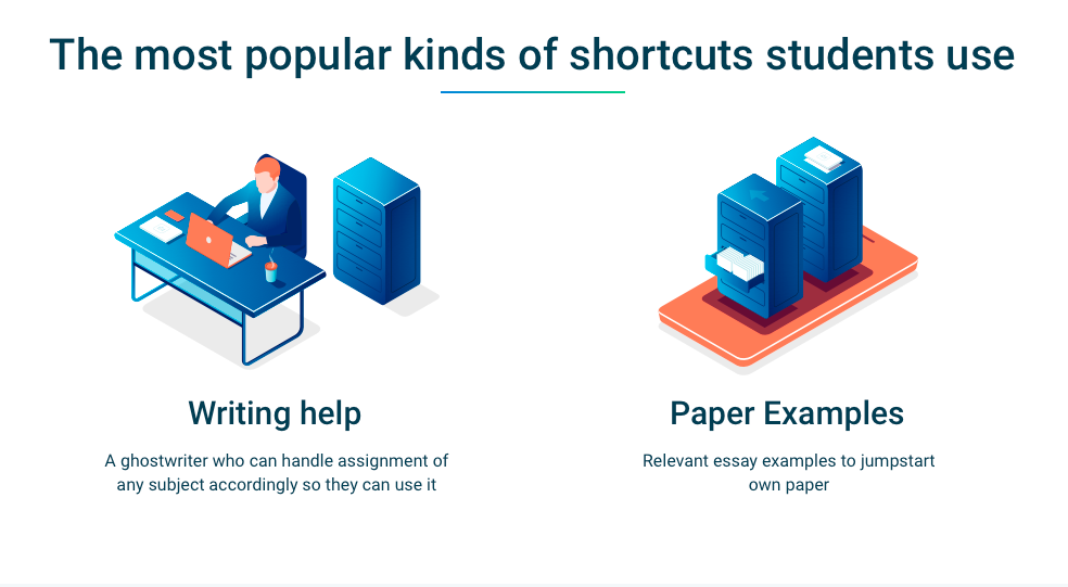 Students More Likely to Choose a Modern Way of Solving Writing Struggles
