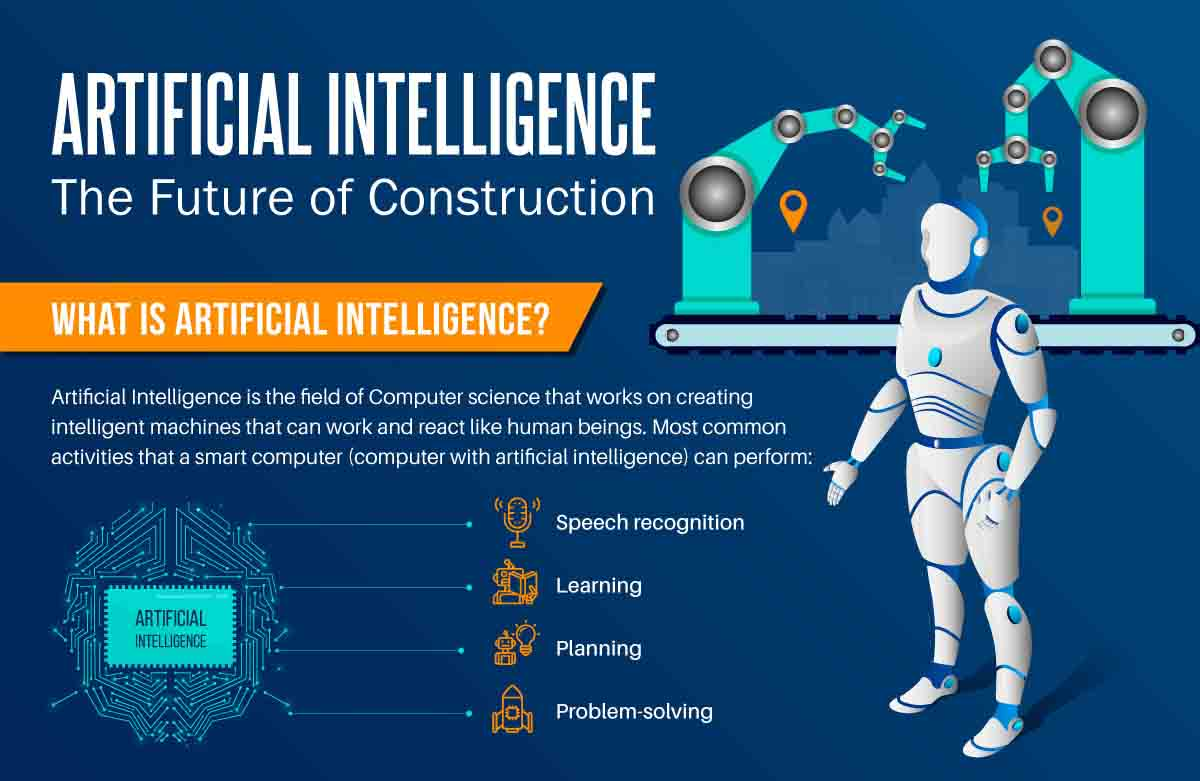 Artificial Intelligence: The Future of Construction