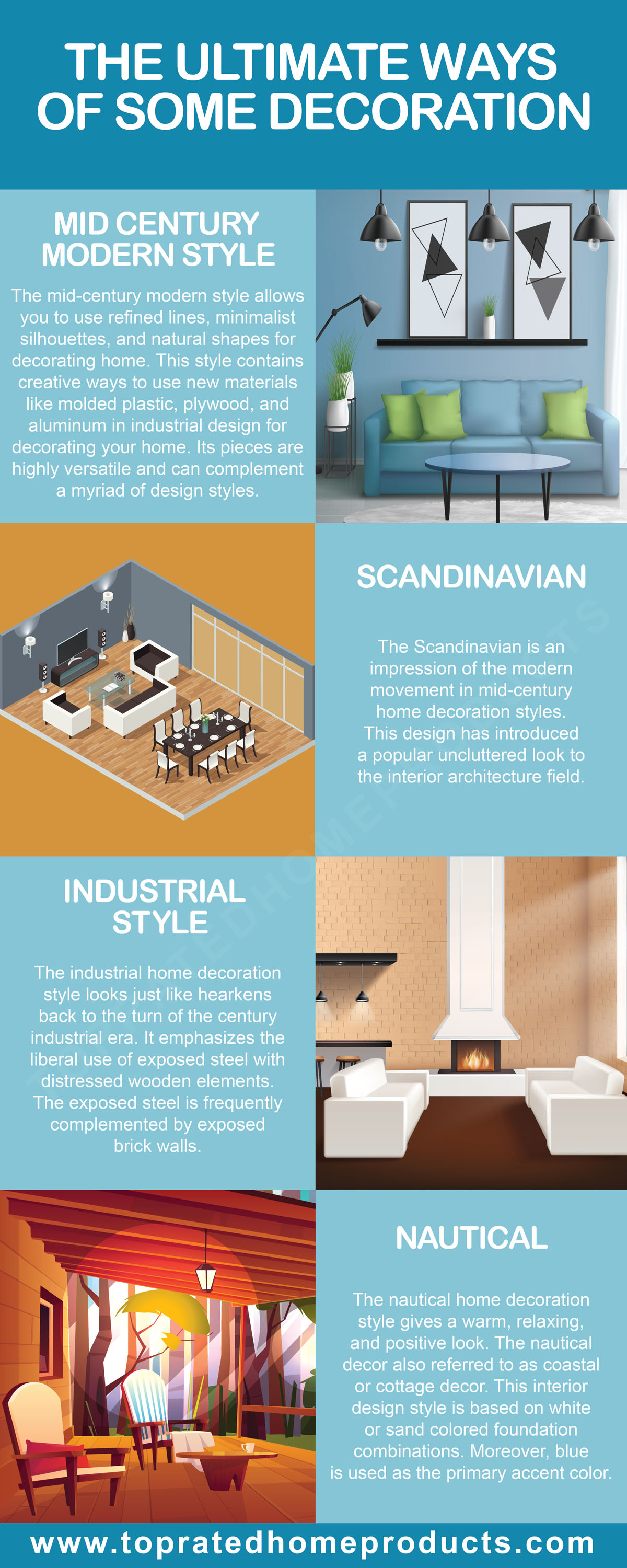 Ultimate Ways to Decorate Your Home