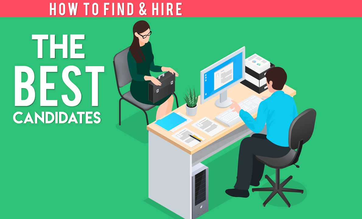 How to Find and Hire the Best Candidate
