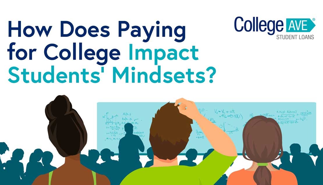 How Does Paying for College Impact Students' Mindsets