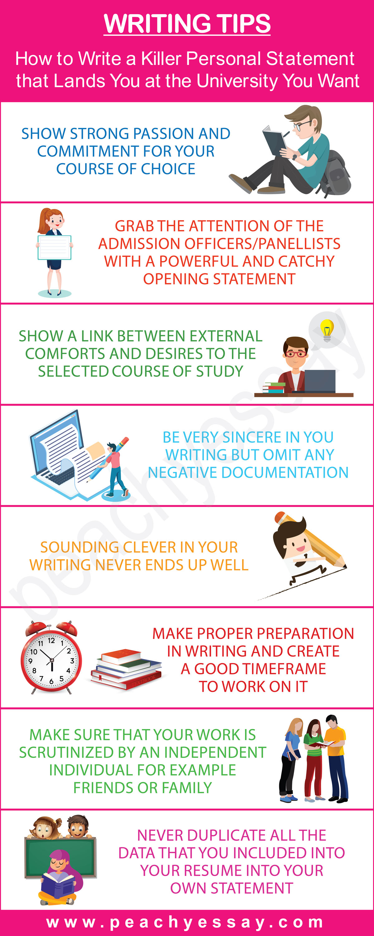 How To Write the Killer Personal Statement for Your University
