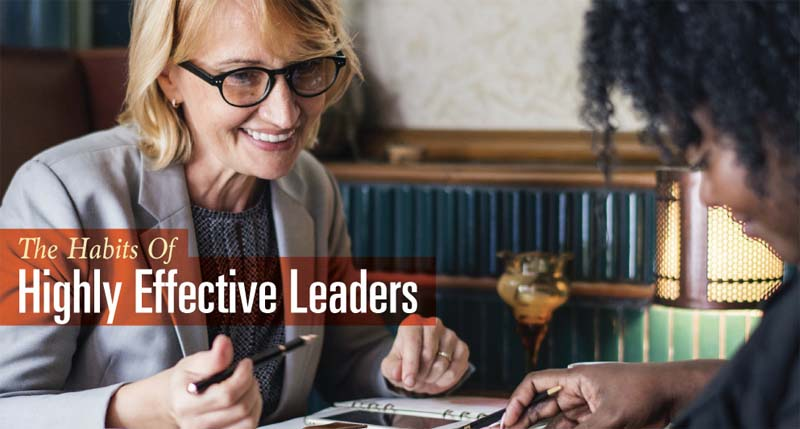 The Habits Of Highly Effective Leaders
