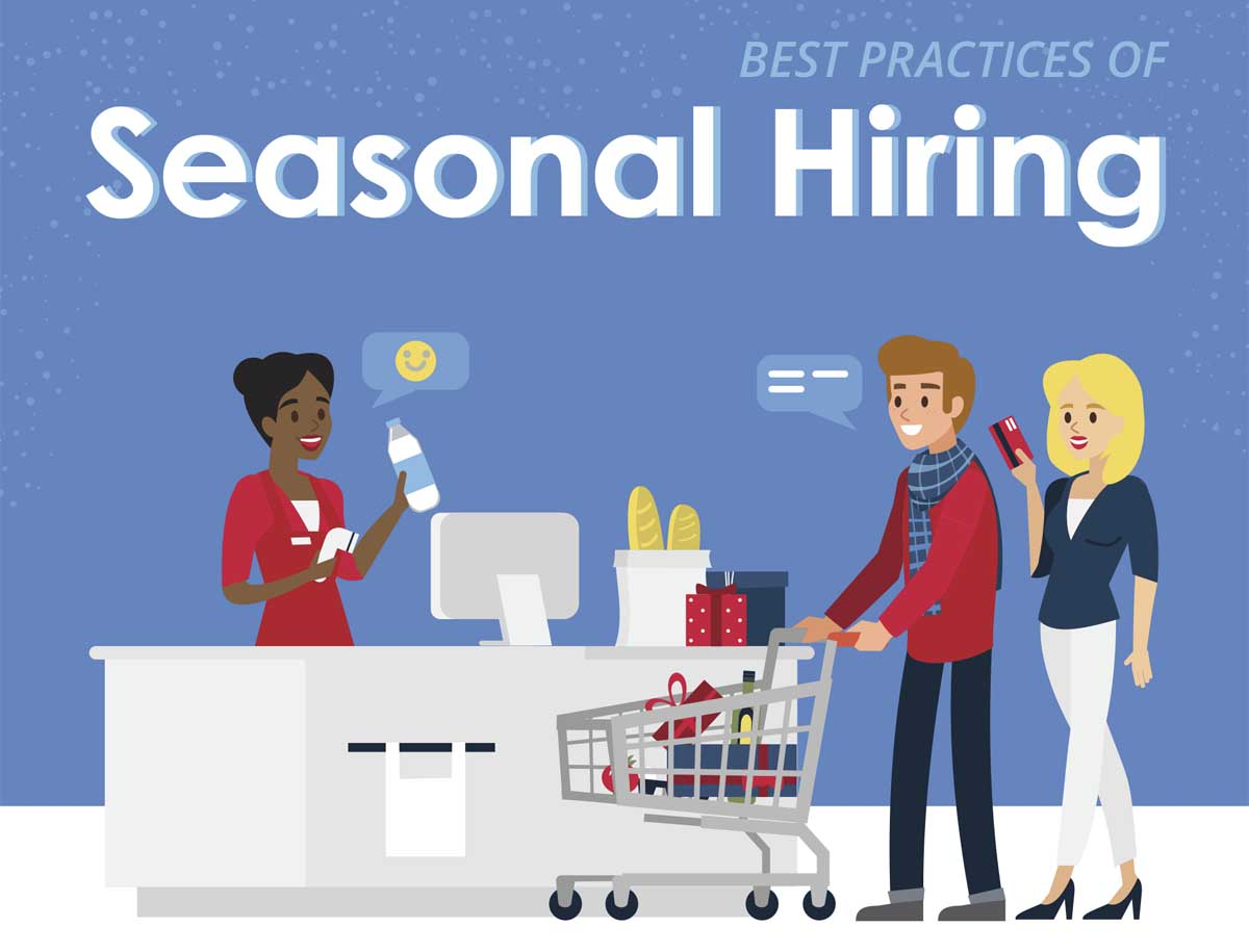 Best Practices of Seasonal Hiring