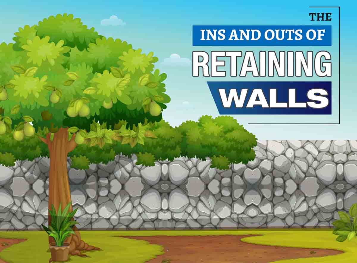 Tips for Choosing and Building a Retaining Wall