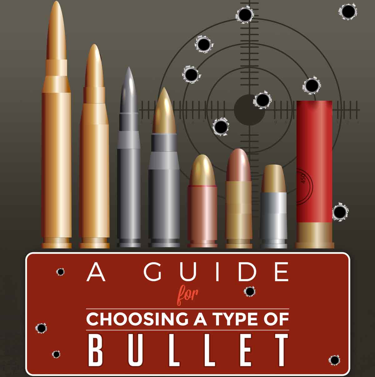 A Guide for Choosing a Type of Bullet