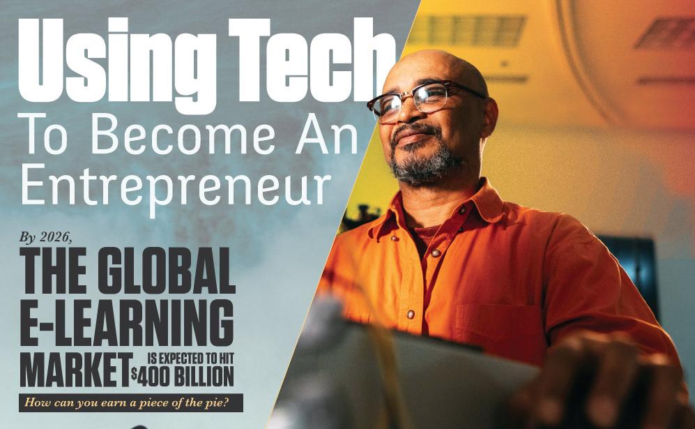 Using Tech To Become An Entrepreneur