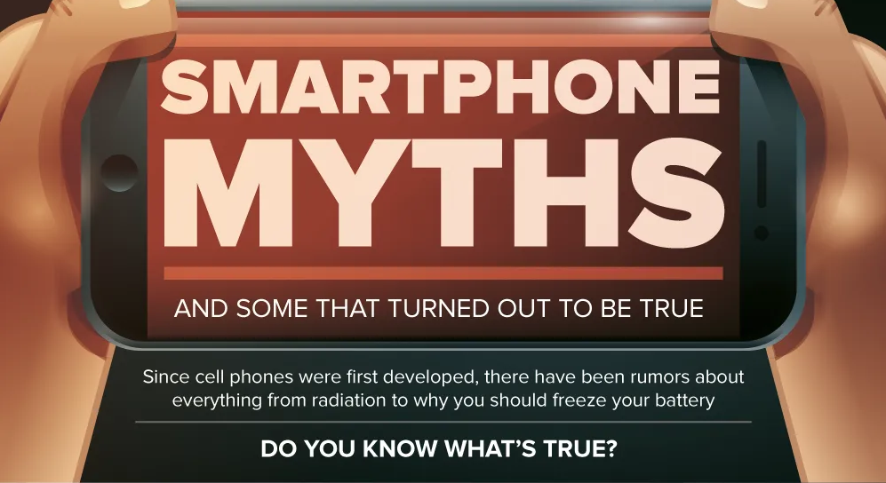 Smartphone Myths & Some That Turned Out To Be True