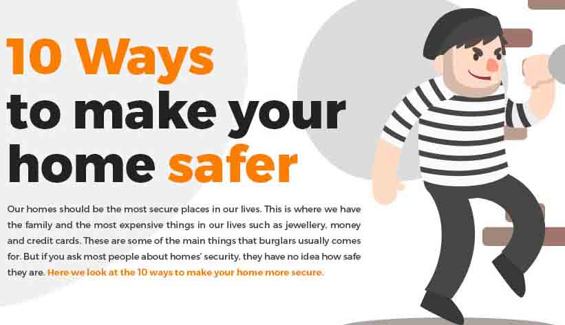 Ways To Make Your Home Safer