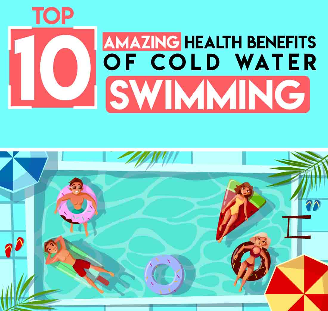 Health Benefits of Cold Water Swimming