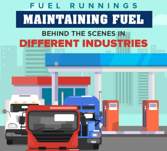 Maintaining Fuel: Behind the Scenes in Different Industries