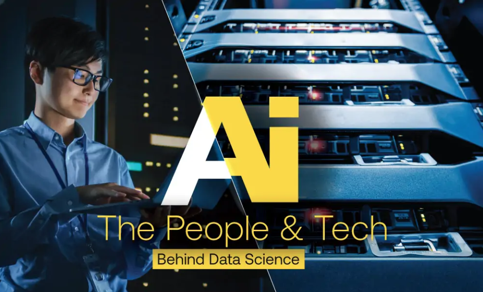 The People & Tech Behind Data Science