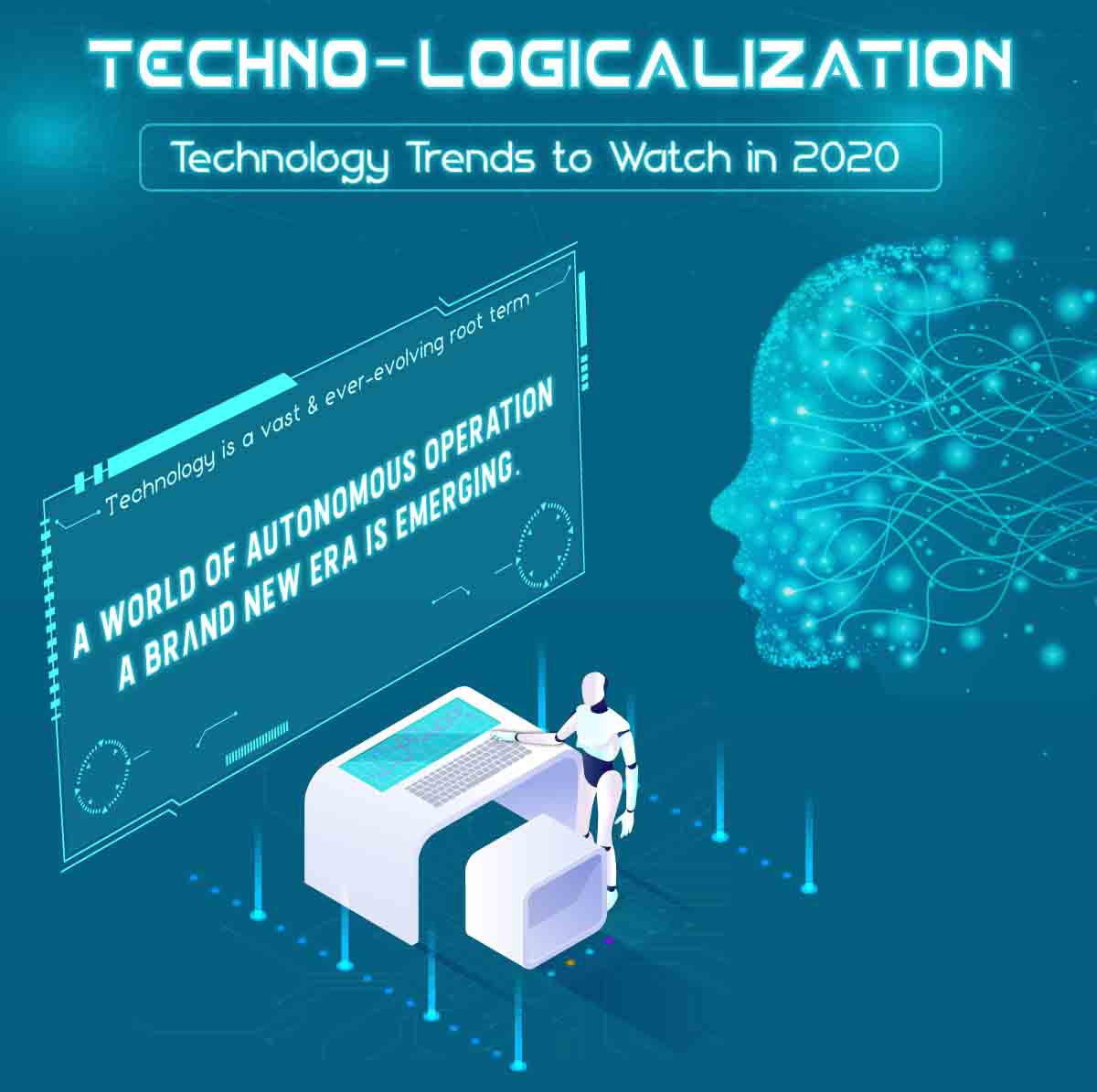 Technologicalization – Technology Trends to Watch in 2020