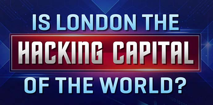 Is London the Hacking Capital of the World?
