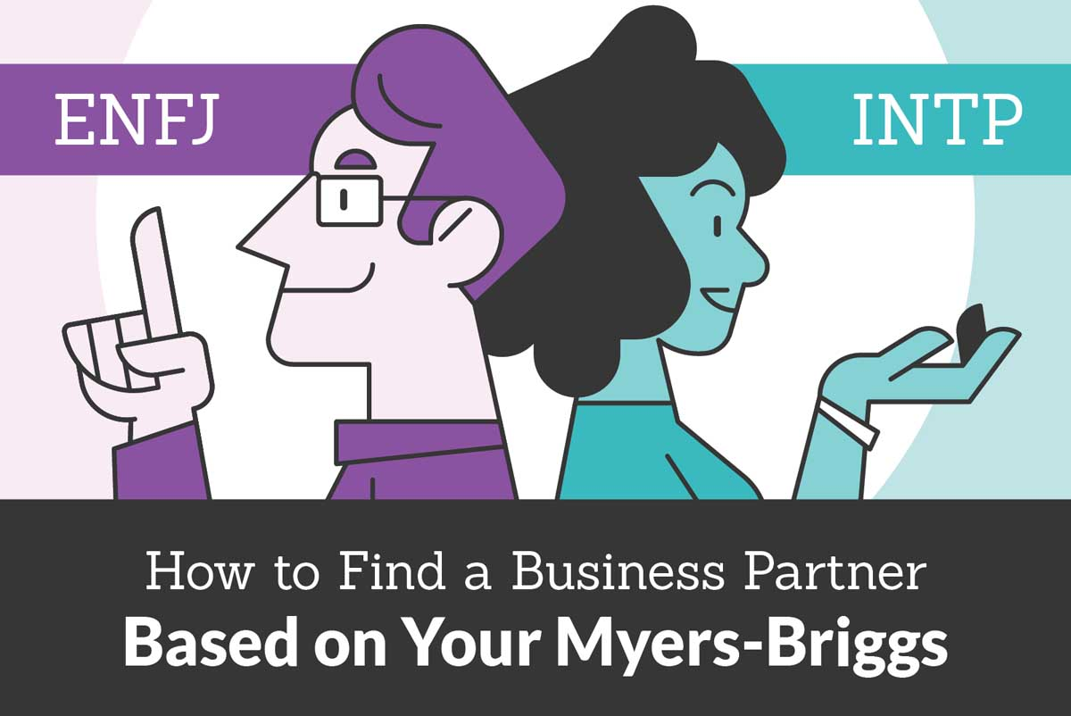 How to Find a Business Partner Based on your Myers-Briggs