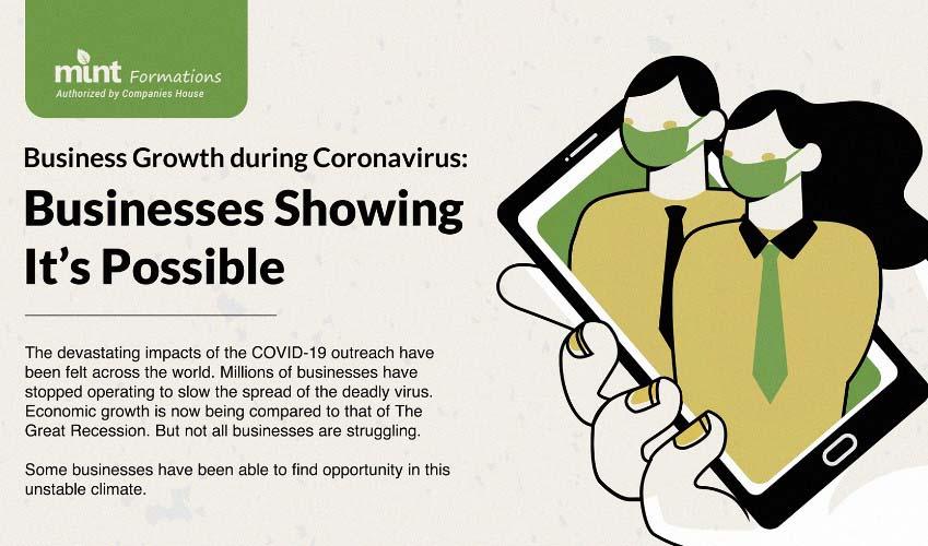 Not All Doom & Gloom: Coronavirus Business Success Stories
