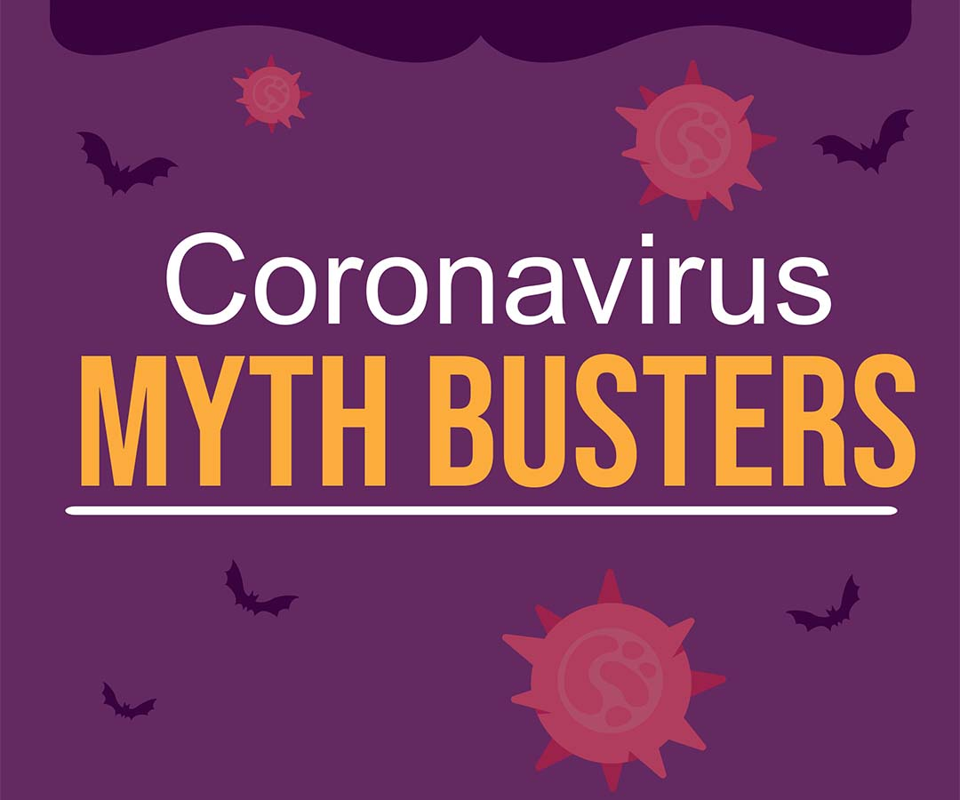 14 Common Coronavirus Myths Busted