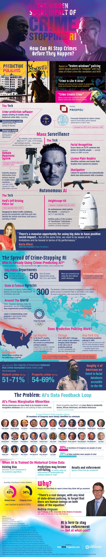 The Hidden Social Impact of Crime Stopping AI