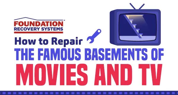 How To Repair The Famous Basements Of Movies And TV