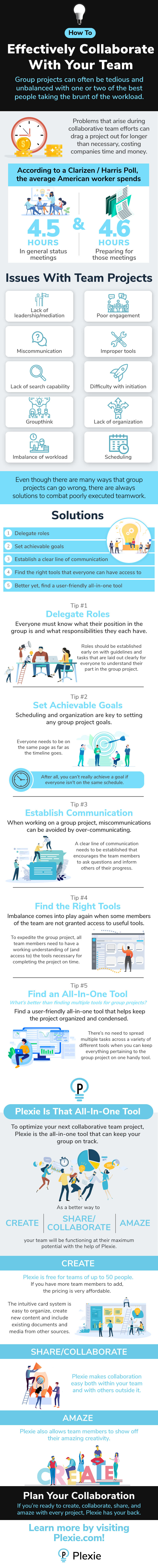 How To Effectively Collaborate With Your Team