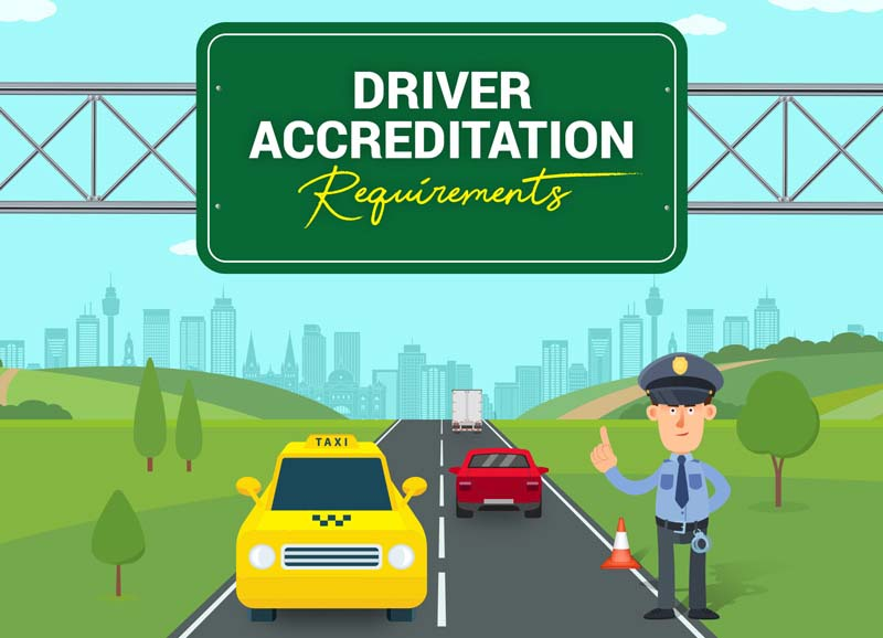 Applying for Driver Accreditation in Australia