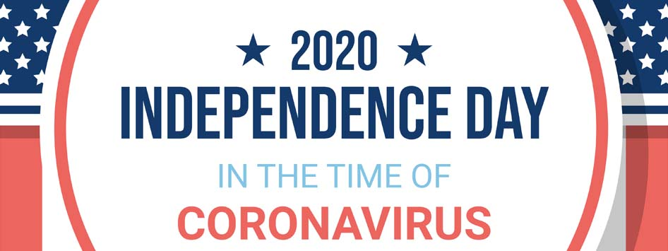 4th of July in the Time of Coronavirus