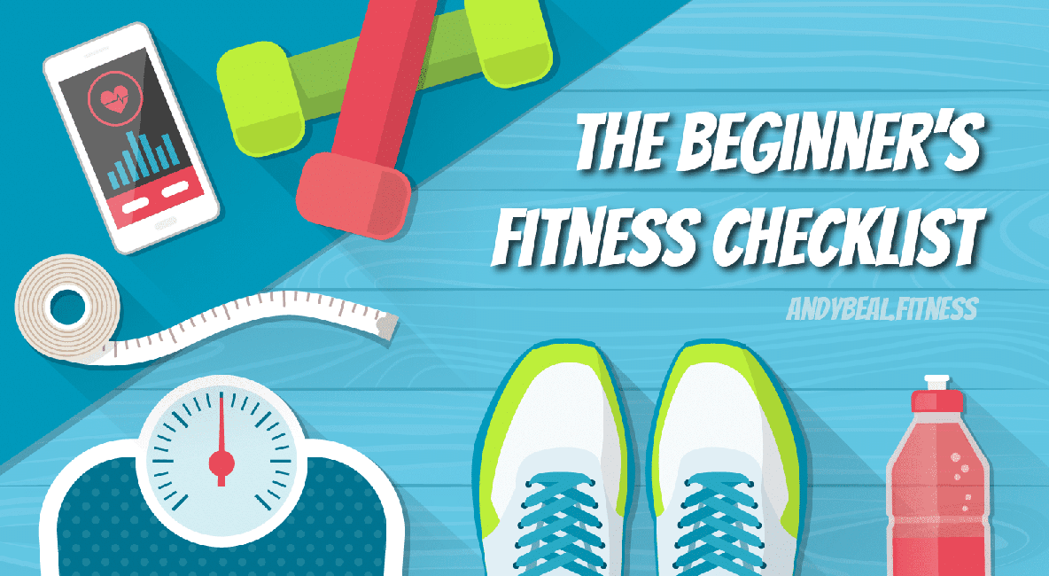 The Beginner's Fitness Checklist