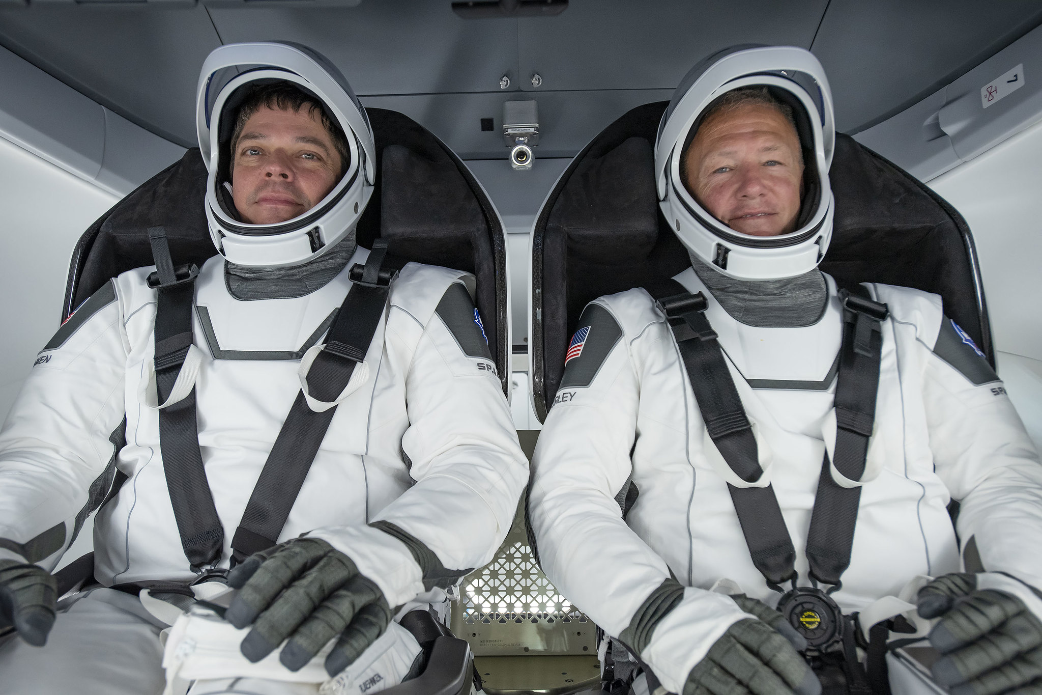 SpaceX's Crew Dragon Mission – Milestones