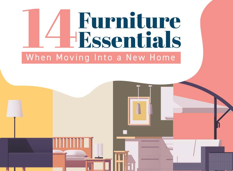 Furniture Essentials When Moving Home