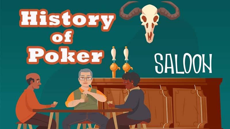 History of Poker