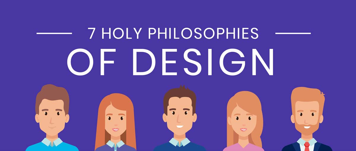 7 Holy Philosophies Of Logo Design