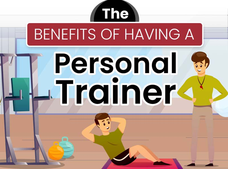 The Benefits of Having a Personal Trainer