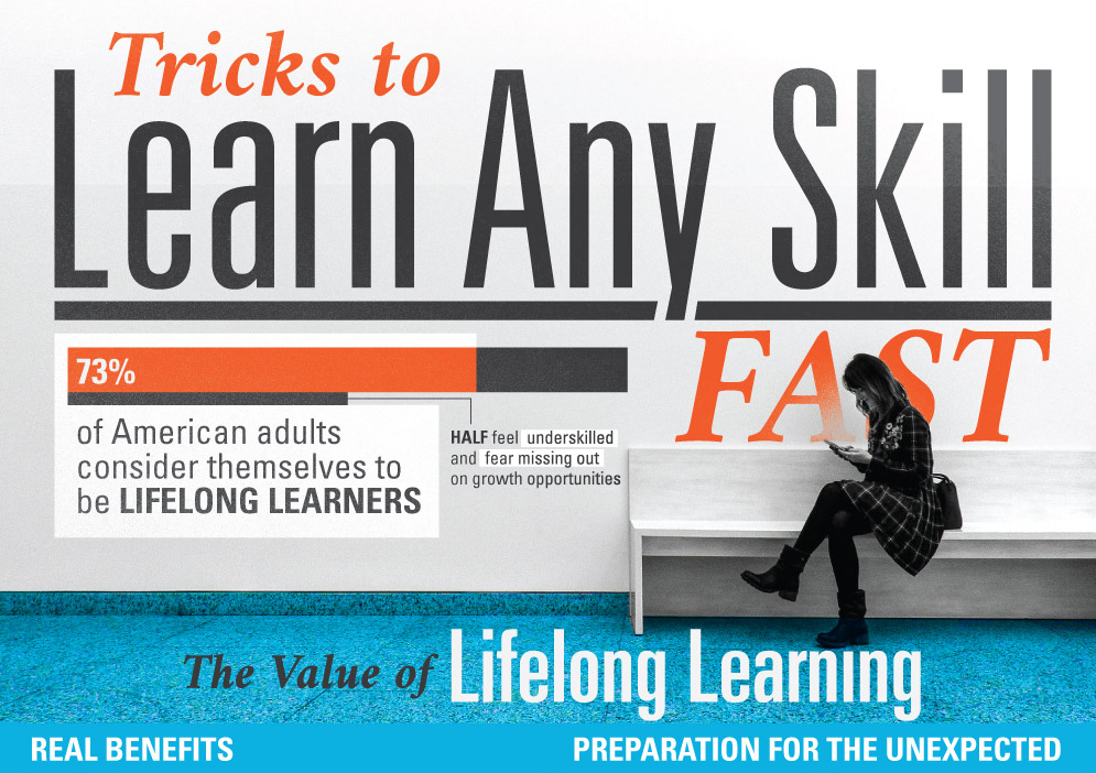 Tricks For Learning New Skills Fast